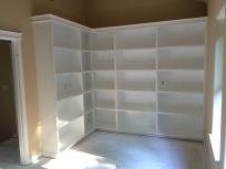 Bookshelves By Alex Hickman
